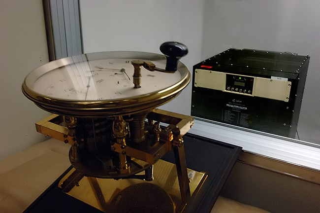 The atomic clocks that keep satellites and your smartphone on time