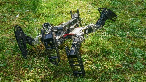 Robots are learning how to limp like animals