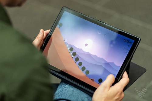 Google keeps failing to understand tablets