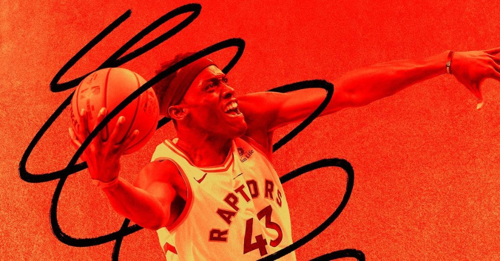 Pascal Siakam Officially Arrives in the Raptors' Game 1 Win