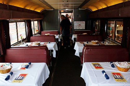Millennials and Amtrak Both Had a Grudge Against the Dining Car... but Who Killed It Off?