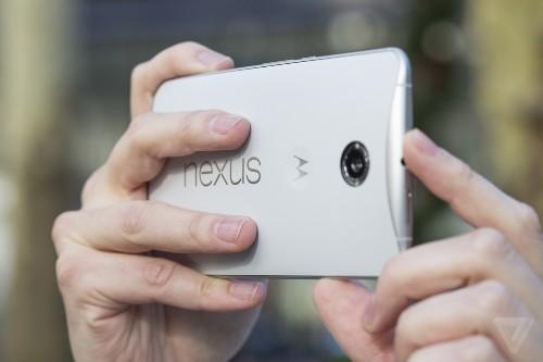 It's Apple's fault that the Nexus 6 doesn't have a fingerprint sensor
