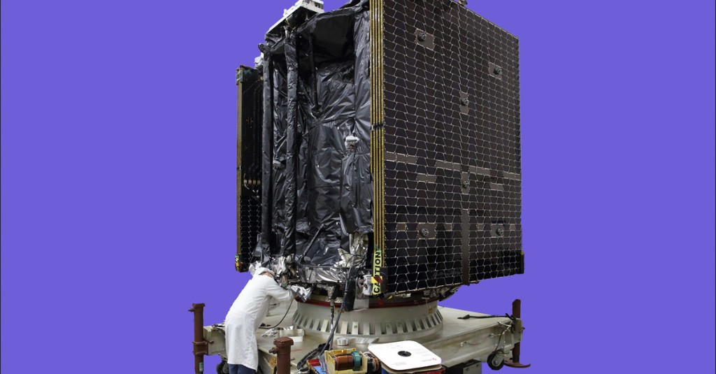 Northrop Grumman just launched its second satellite rescue mission