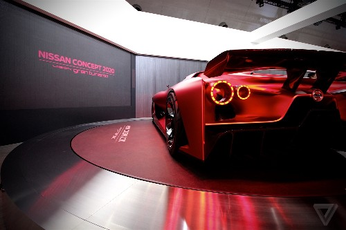 Future cars drift into the present at Tokyo Motor Show