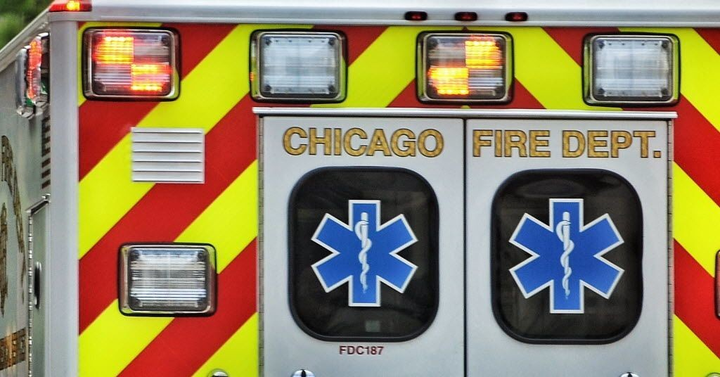 Boy, 8, falls from Washington Park apartment window