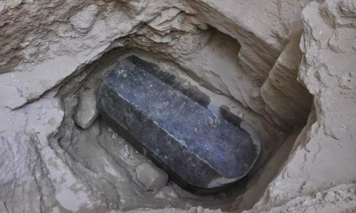 26 arguments for and against opening Egypt's mystery sarcophagus