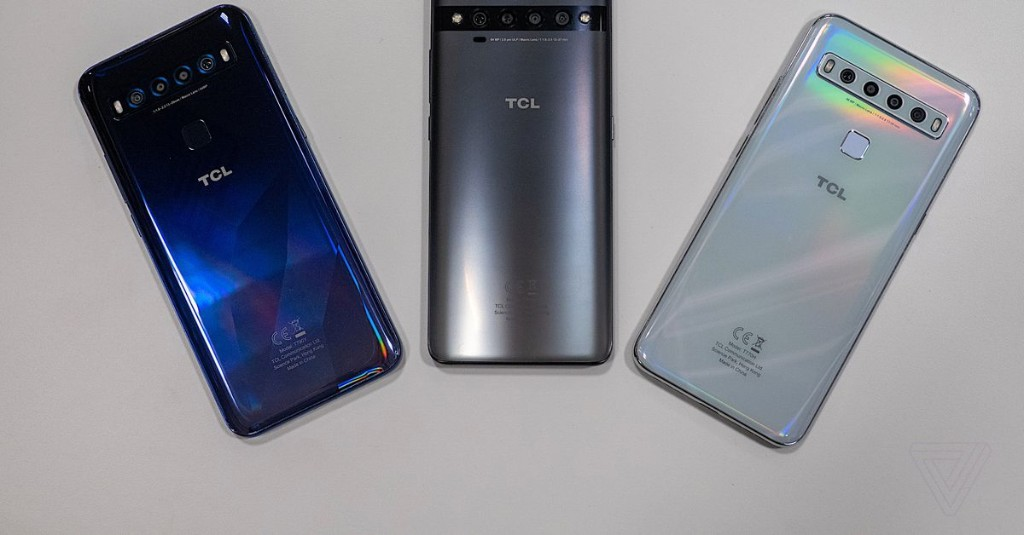 TCL is finally getting into the phone game with its own name