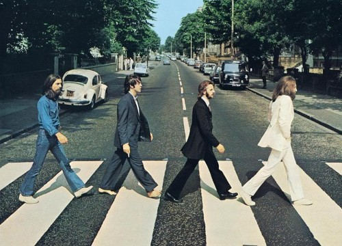 Listen to a vocals-only track of the classic Beatles 'Abbey Road' medley