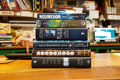 14 science fiction, fantasy, and horror books to read this August