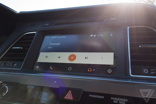 Italy opens antitrust probe into Google because of a rejected Android Auto app