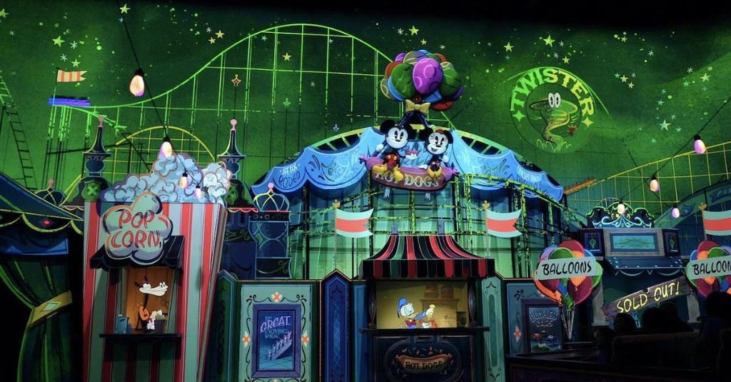 Disney shares virtual ride video for Mickey & Minnie's Runaway Railway