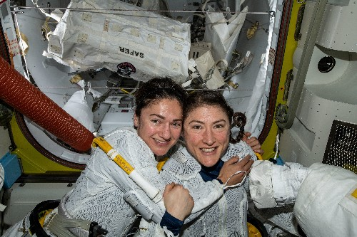 Why spacesuit design choices — not women's physiques — delayed the first all-female spacewalk