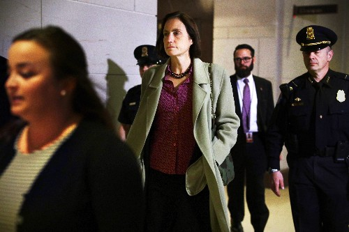 Read: Fiona Hill's scathing opening statement in the impeachment hearings