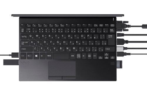 VAIO's tiny, port-heavy laptop is out now in the US