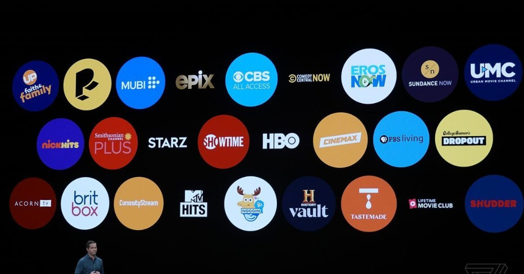 Apple's updated TV app is a direct destination for shows