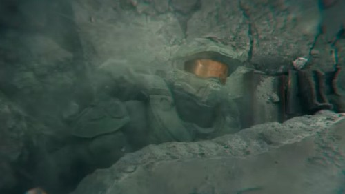 Halo 5: Guardians' latest live-action trailer mourns Master Chief