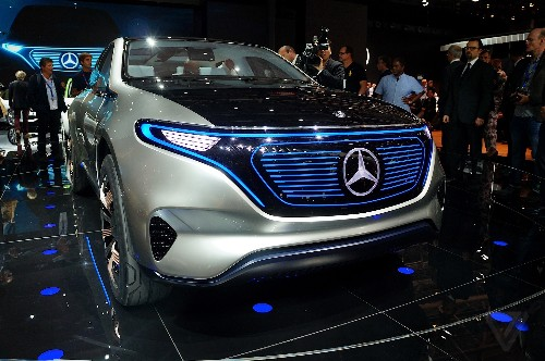 The Paris Motor Show opens amid a war on cars