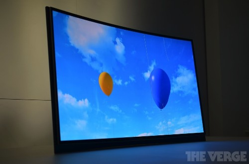 Samsung bringing its curved OLED TV to the US at selected retailers this week