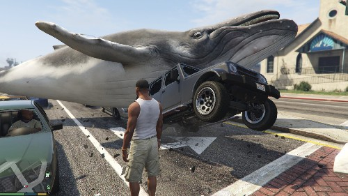 Take-Two is suing over a Grand Theft Auto cheating mod — again