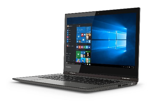 Mossberg: Review of Toshiba's new thin, light 4K laptop