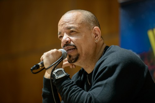 Ice-T records 'Dungeons & Dragons' audiobook, calls it 'impossible to read'