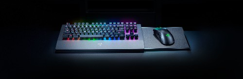 This is the first Xbox One mouse and keyboard, from Razer