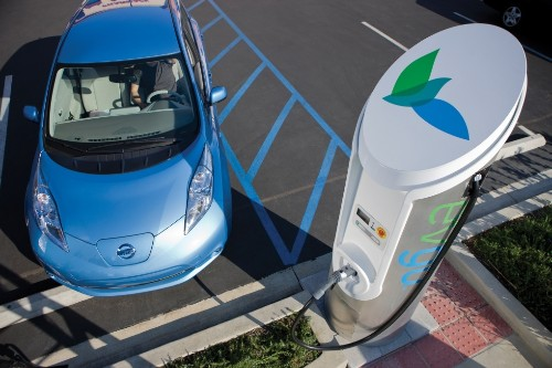Two-way street: electric cars of the future could give power back to the grid