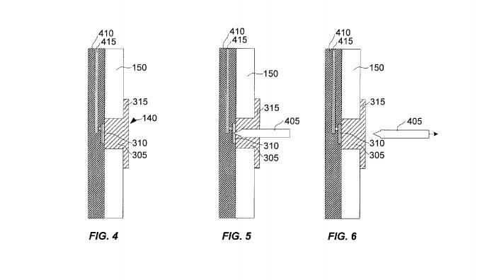 Apple filed a patent for waterproofed iPhone ports