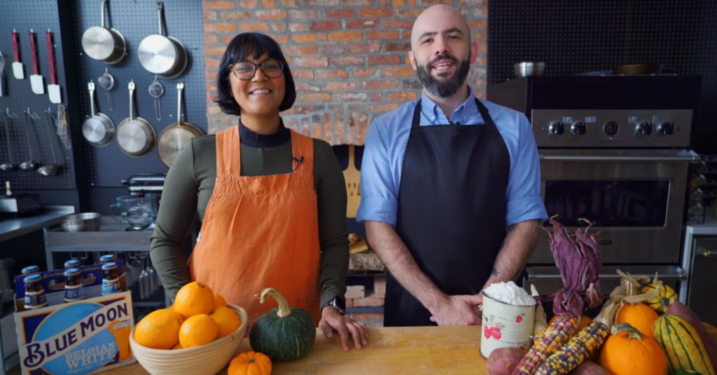 How to Make a Store-Bought Thanksgiving Feel More Gourmet, According to Sohla El-Waylly