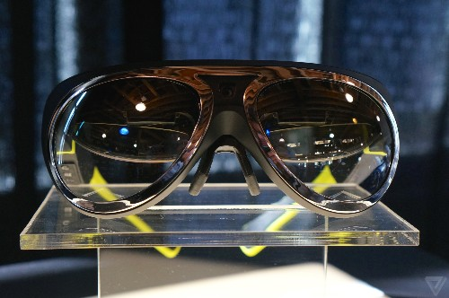 Like Google Glass for cars: I tried Mini's Augmented Vision concept