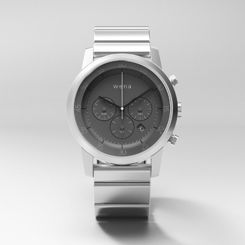 Sony is crowdfunding this premium smartwatch