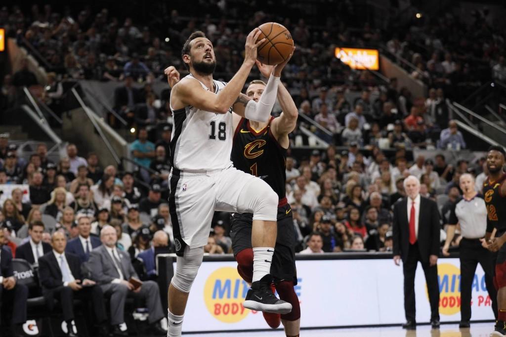 Spurs Basketball - Cover