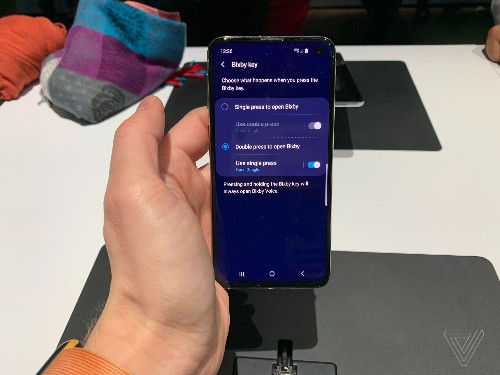 Samsung will extend Bixby button remapping to premium Galaxy phones running Android Pie