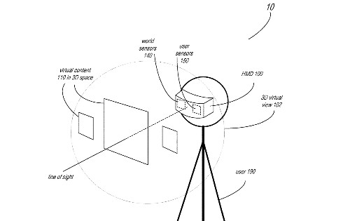 New Apple patent filing shows a mixed reality headset that tracks your whole face