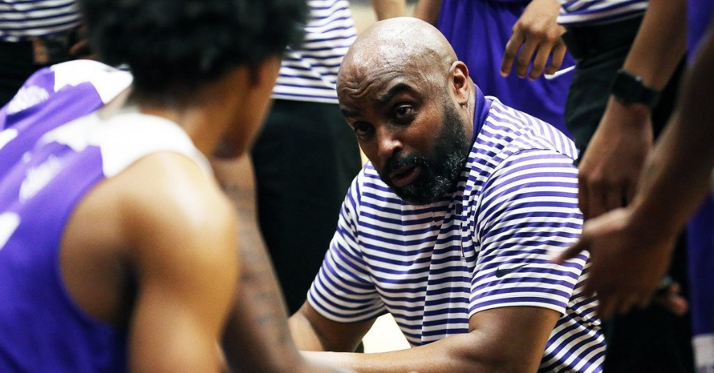 City/Suburban Hoops Report Coach of the Year: Thornton's Tai Streets