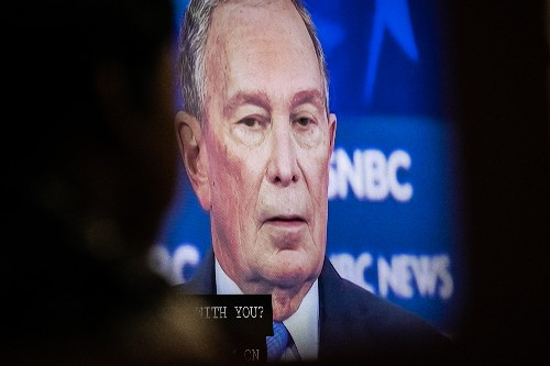 Bloomberg's debate performance shows that Facebook ads will only get you so far