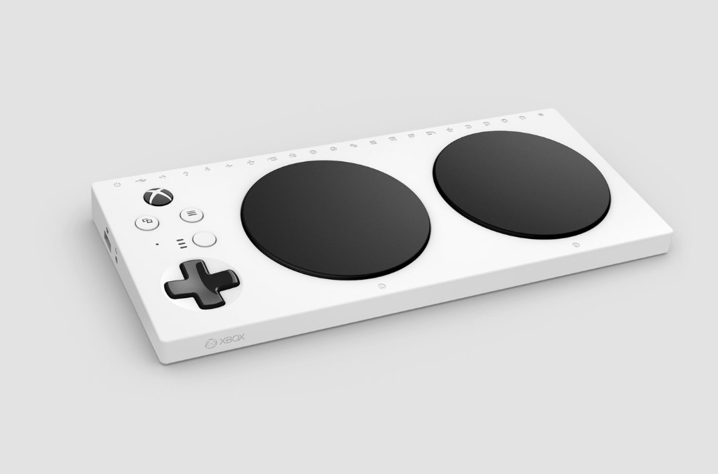 Leaked image reveals Microsoft's new Xbox controller for accessibility