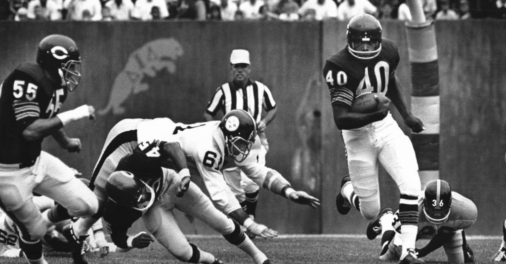 Mike Ditka on Gale Sayers: 'He was magic'