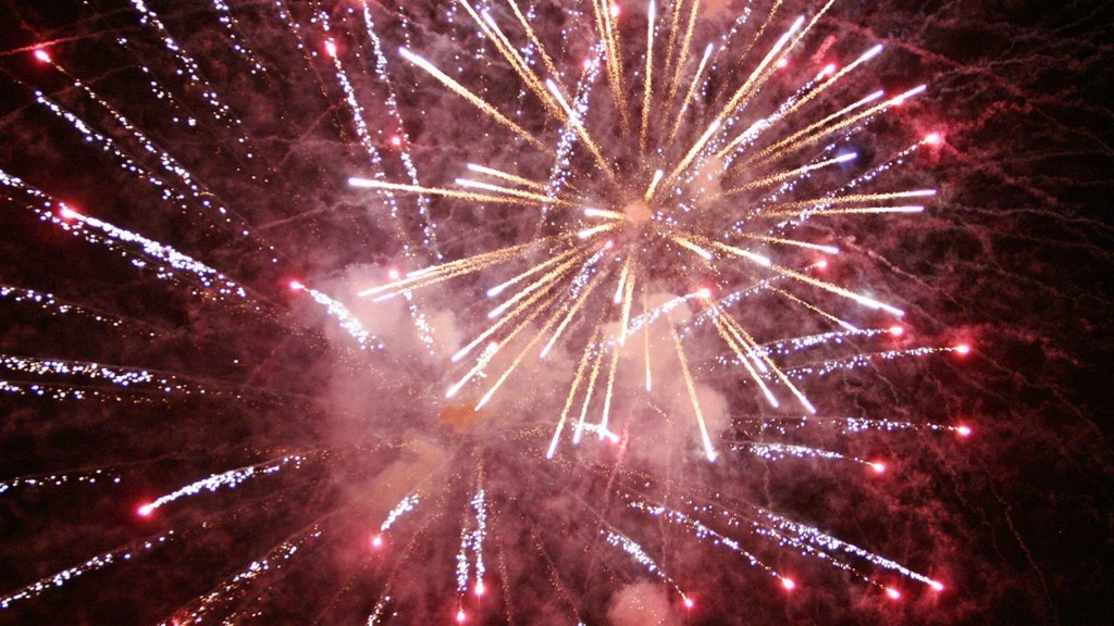 How do fireworks work?