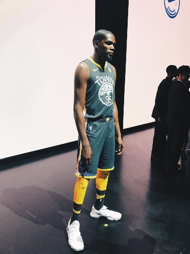 Nike's new statement jerseys ranked from meh to Warriors