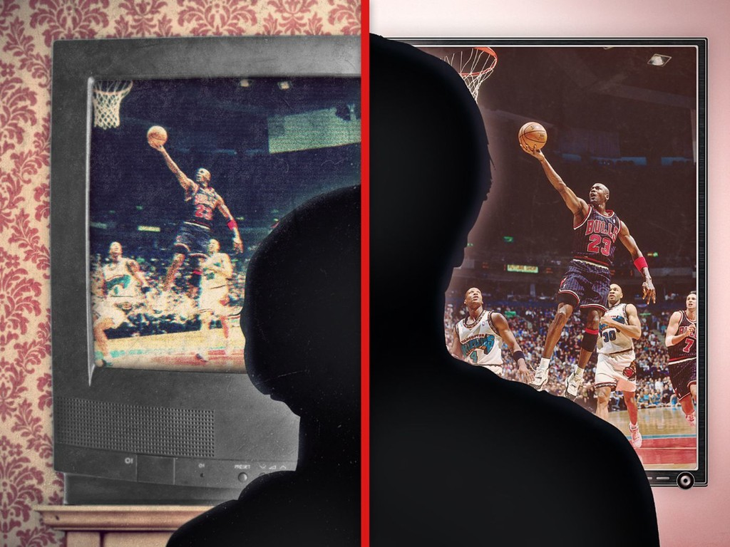 The Michael Jordan Experience Is a Connection to the Past—and Each Other