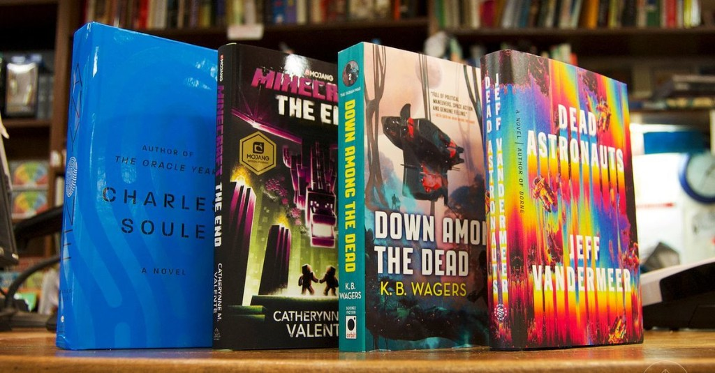 10 new science fiction and fantasy books to check out this December