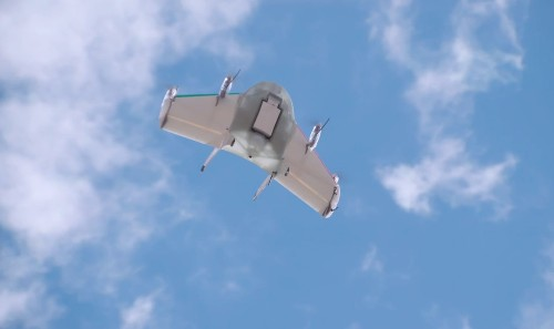 Google's Project Wing is a secret, drone-based delivery system