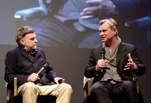 Christopher Nolan and Paul Thomas Anderson are talking to TV makers about killing motion smoothing