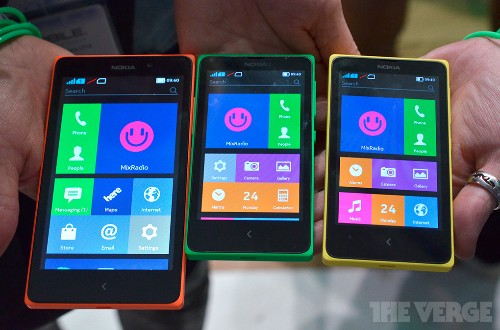 Nokia X hacked to run Google's Android apps and services