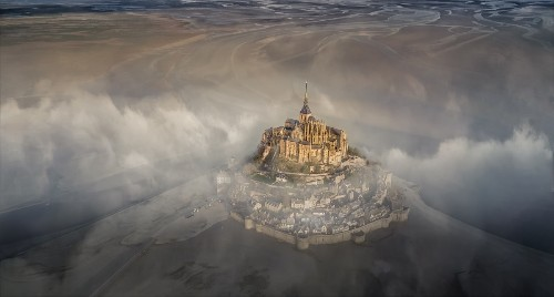 These stunning drone photos really put humanity in its place