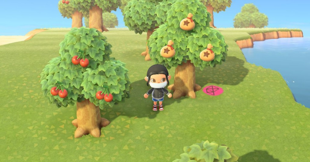 Animal Crossing patches out controversial star fragment trees