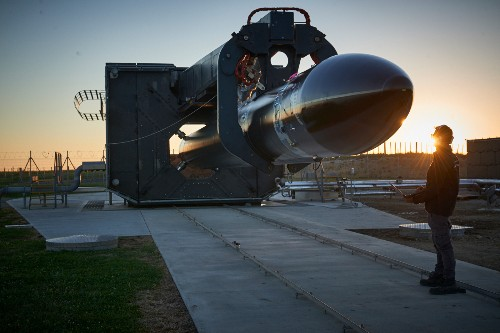 Spaceflight startup Rocket Lab will try again this month to launch its small rocket to orbit