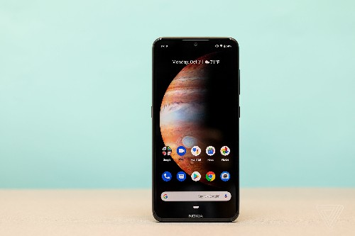 The Nokia 7.2 is competent and almost as good as the Pixel 3A
