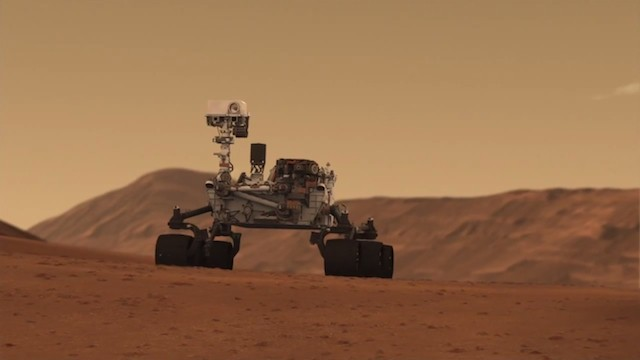Mars Curiosity rover sings 'Happy Birthday,' dares Earth to collect royalties